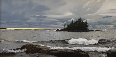 Peter Sculthorpe, 'Bay of Shoals', 2015