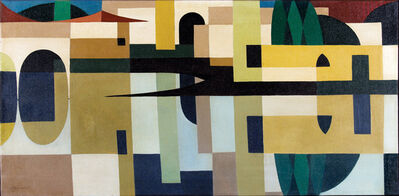 Armando Barrios, 'El Tevere', 1961