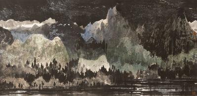 Zi Yao 子尧 Shen 沈, 'Idyllic Charm of the Moonlight', 2018