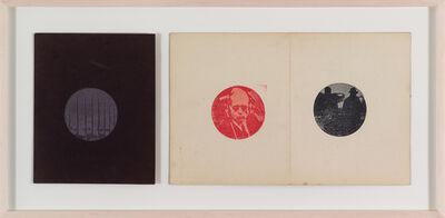 Troy Brauntuch, 'Three Effects', 1977