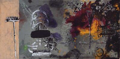 Hans Peter Adamski, 'TAGESORDNUNG ', 1990