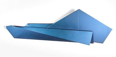 Sébastien de Ganay, 'Folded Flat Flip Flop', 2018