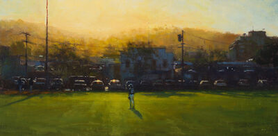 Carl Bretzke, 'Hometown Hero', 2017