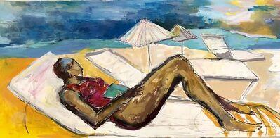 Preston Sampson, 'Lazy Sunbather', 2019