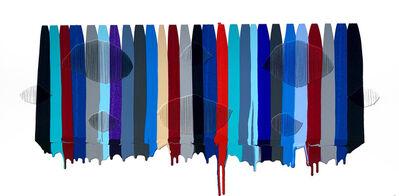 Raul de la Torre, 'Fils I Colors CDLXXXIII', 2020