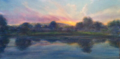 Jim Schantz, 'Housatonic August Sunset'