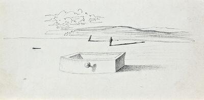 Salvador Dalí, 'Paysage (Illustration Pour Sécheresses)', 1936