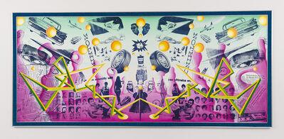 Kenny Scharf, 'Biorama', 1991