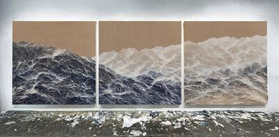 Wu Chi-Tsung, 'Cyano-Collage 095', 2021