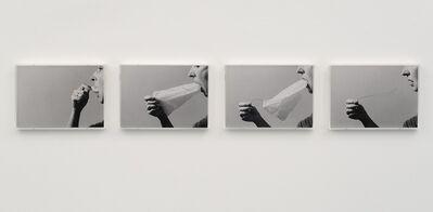 Helena Almeida, 'Le secret', 1976