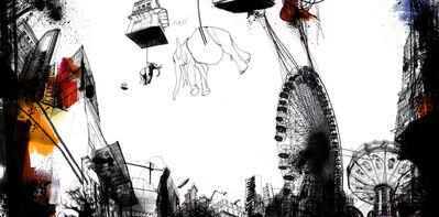 Daniel Egnéus, 'Oh What a Circus!', 2014