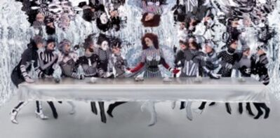 Howard Schatz, 'The Last Supper (underwater)', 2015