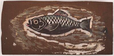 Edward Bawden, 'Fish', 1923