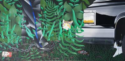 John Garrett Slaby, 'Prudence Never Pays', 2015