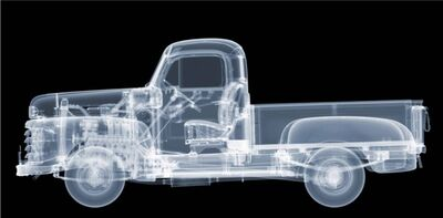Nick Veasey, '1948 Mercury Pick Up Truck', 2016