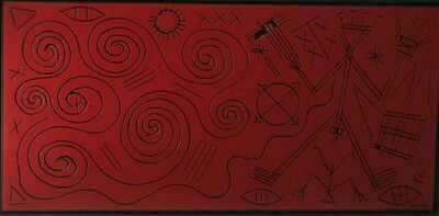 A.R. Penck, 'Untitled ', 1980
