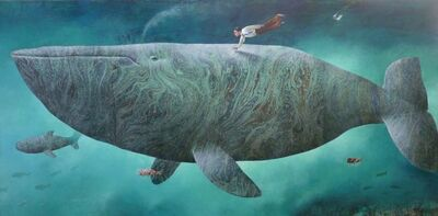 Sylvain Lefebvre, 'The Belly Whale', 2017