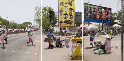 Guy Tillim, 'Barnes Road, Accra, Ghana, May', 2017