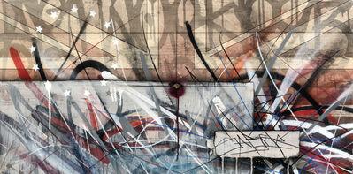 Saber, 'Union Jacked (HPM)', 2014