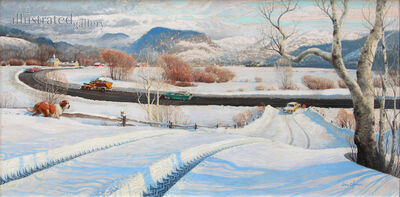 John Clymer, 'Winter in the Country'