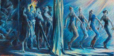 Sergei Chepik, 'Le Rideau', 2005