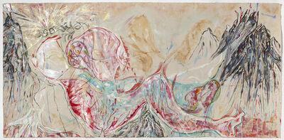 Karen Lee Sobol, 'Goddess, Greenland, melted', 2019