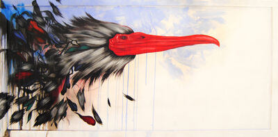 Mateus Bailon, 'The Great Scarlet Headed Spirit', 2013