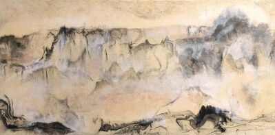 Karen M Krieger, 'Dawn Vista II ', 2017