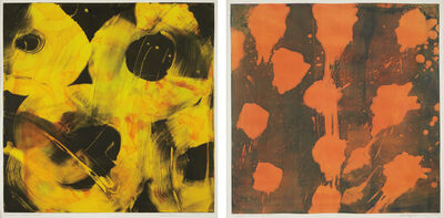 Marylyn Dintenfass, 'Good and Plenty 34 #5; and #9', 2003