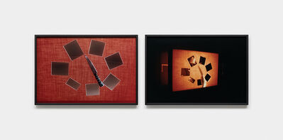 Iole de Freitas, 'Glass Pieces, Life Slices', 1973-1981
