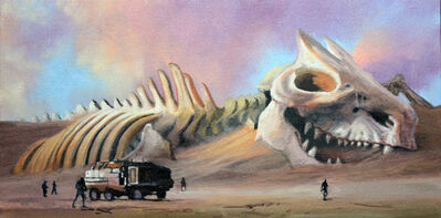 Armand Cabrera, 'Desert Patrol', 2018