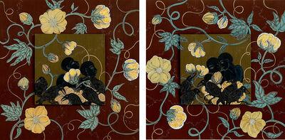 Stephanie Wilde, 'The Fields of Worth (diptych)', 2015
