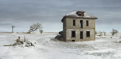 Andrew Moore, 'Murray House, Sears Roebuck Rockfaced Wizard No. 52, Sheridan County, Nebraska', 2013