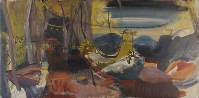 Ivon Hitchens, 'Autumn Woods', ca. 1948