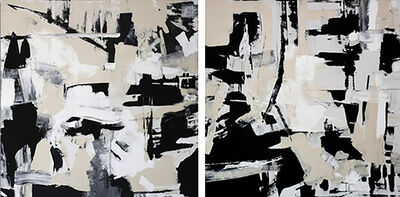 Jacqueline Jandrell, 'Untitled Diptych ', 2019