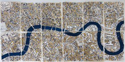 Barbara Macfarlane, 'Gold London', 2017