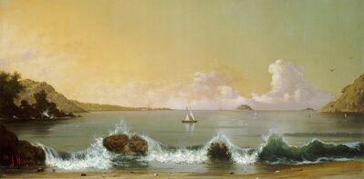 Martin Johnson Heade, 'Rio de Janeiro Bay', 1864