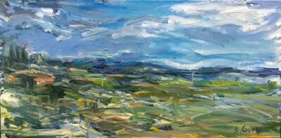 Fran Lightman Gibson, 'Tectonic Shift II'