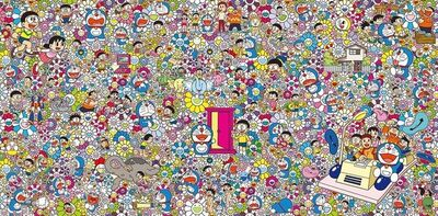 Takashi Murakami, 'I Wish I Could Do That', 2019