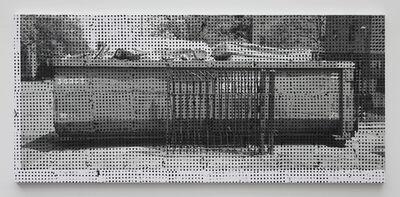 John Beech, 'Photo-Painting (Park Avenue, Brooklyn)', 2016