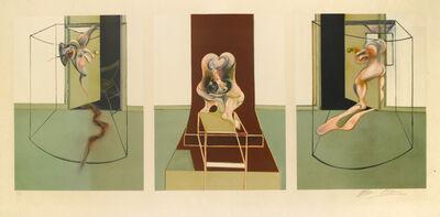 Francis Bacon, 'L'Orestie d'Eschyle (Triptych)', 1981