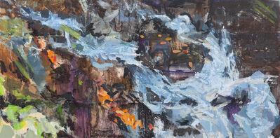 Lois Dickson, 'Kaaterskill Falls', 2019