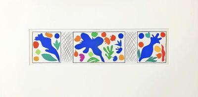 Henri Matisse, 'Coquelicots', 1958