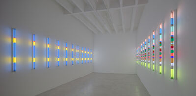 Spencer Finch, 'Study for Bauhaus Light (Kandinsky's Studio/ Klee's Studio, afternoon effect)', 2017