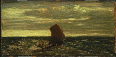 Albert Pinkham Ryder, 'Homeward Bound', 1893-1894