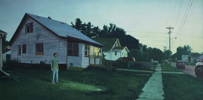 Nate Burbeck, 'Marshalltown, Iowa', 2013