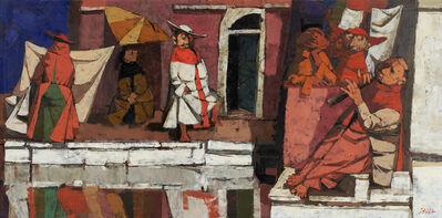 Louis Bosa, 'Monk's Sonata'