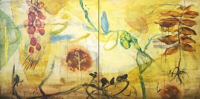 Allison Stewart, 'Inside Summer #6 Diptych'