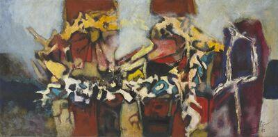 Aubrey Williams, 'Maya Dynasty', 1980