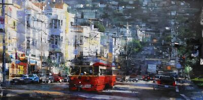 Mark Lague, 'Haight-Ashbury Red', 2019